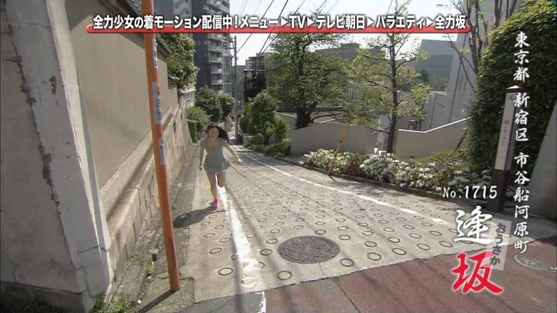【椎名香奈江キャプ画像】巨乳グラドルがゆるふわファッションで全力ダッシュしたらこうなるwww 11