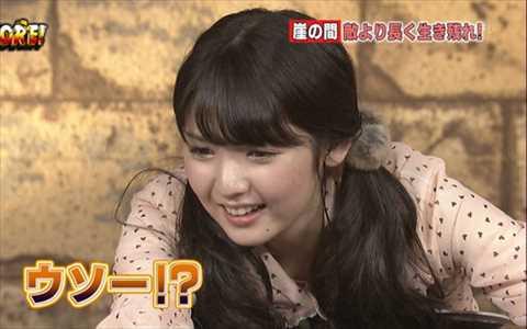 【胸ちらキャプ画像】テレビなのに思いっきりエロい谷間が見えちゃってる女性タレントw 09
