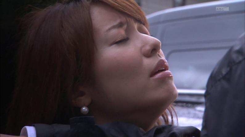 【逝き顔キャプ画像】このタレント達、完全にテレビなのに逝っちゃったねww 18