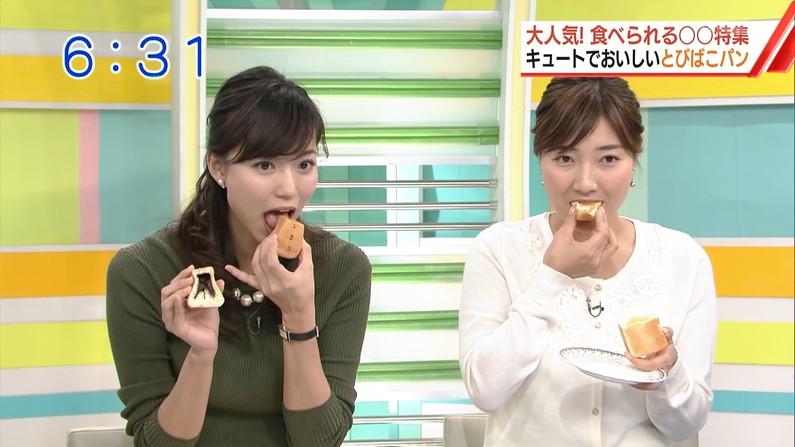 【擬似フェラキャプ画像】可愛い顔したタレント達がそんな卑猥な顔して食レポするんだw 17