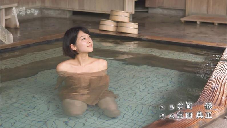 【温泉キャプ画像】美女の入浴姿を拝める温泉レポや温泉番組って絶対エロ目線で見るよなw 19