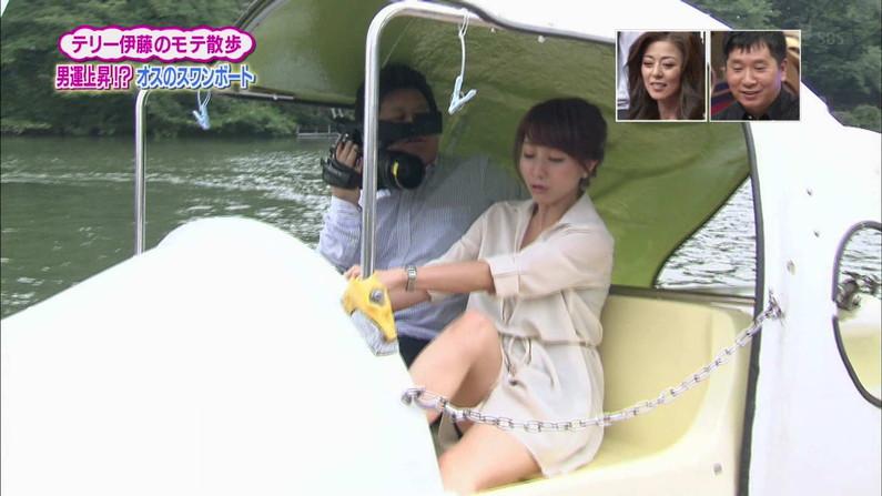 【パンチラキャプ画像】テレビに映ったナイスパンチラアングルw 06