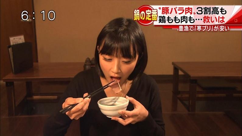 【擬似フェラキャプ画像】本人たちはそんなつもりないかもしれないけど、食レポする時フェラ顔になってますよw 21