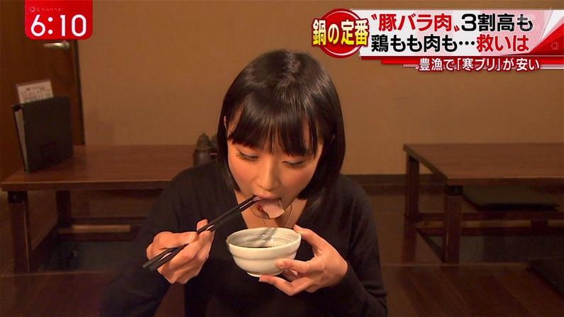 【擬似フェラキャプ画像】本人たちはそんなつもりないかもしれないけど、食レポする時フェラ顔になってますよw 22