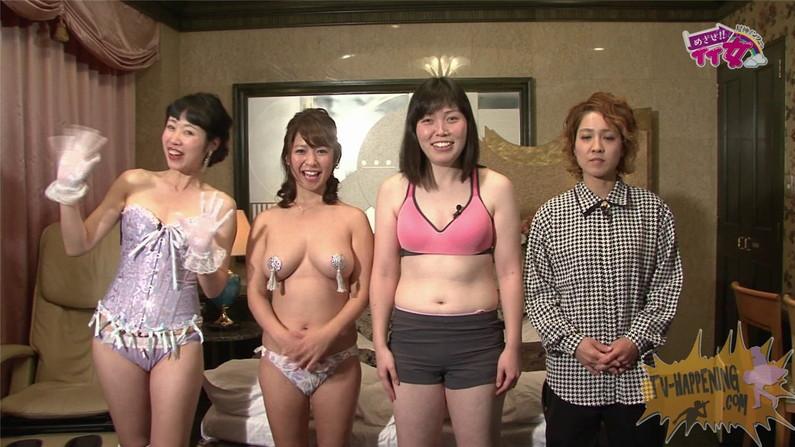 【お宝エロ画像】ケンコバのバコバコTVに巨乳でお尻もエロい美女達が登場ww 17
