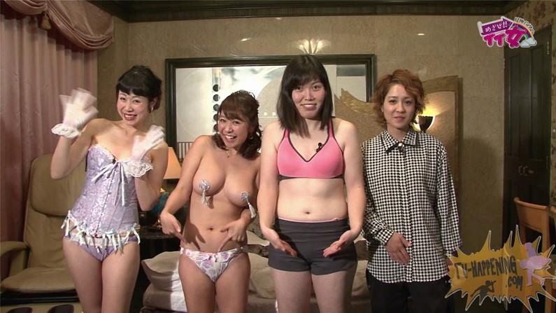 【お宝エロ画像】ケンコバのバコバコTVに巨乳でお尻もエロい美女達が登場ww 18