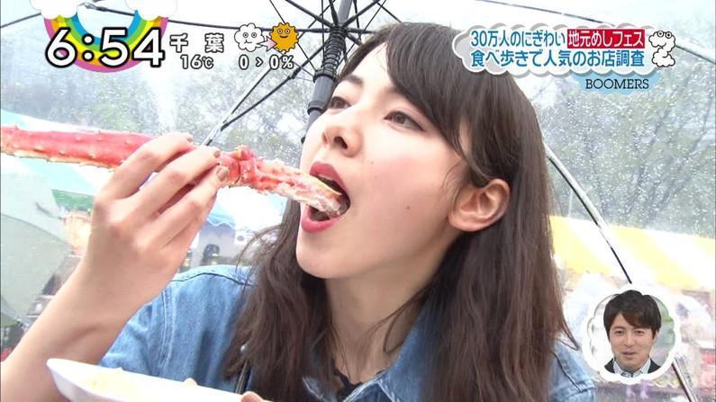 【擬似フェラキャプ画像】タレントさん達が食レポしてる時の顔ってなんだかフェラしてるみたいでエロいよなw 06