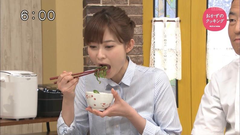 【擬似フェラキャプ画像】タレントさん達が食レポしてる時の顔ってなんだかフェラしてるみたいでエロいよなw 11