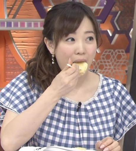 【擬似フェラキャプ画像】タレントさん達が食レポしてる時の顔ってなんだかフェラしてるみたいでエロいよなw 18