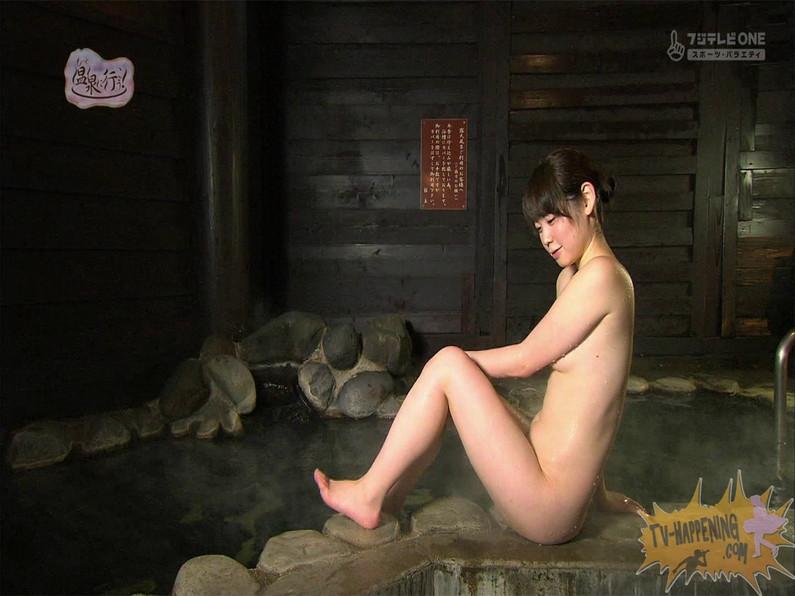 【お宝エロ画像】お尻は見せてくれるがマンコと乳首は絶対見せてくれないもっと温泉に行こうw 79
