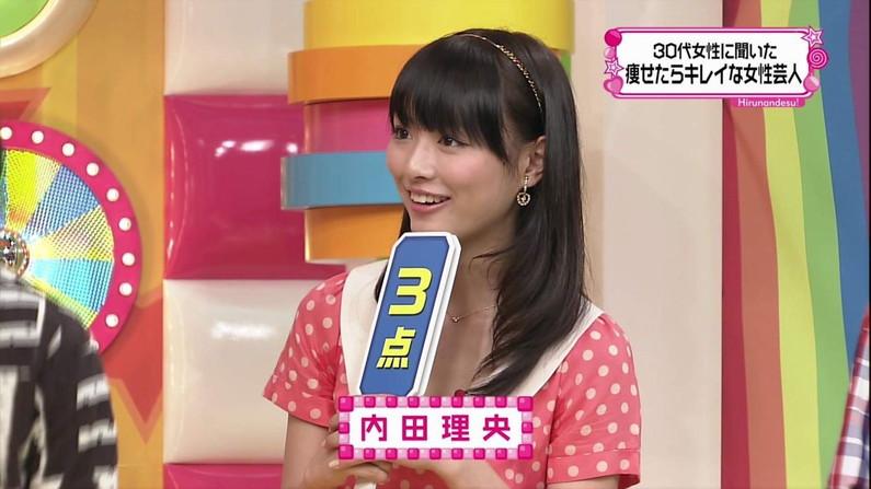 【脇汗キャプ画像】女性タレントがパンチラより嫌がる放送事故がこれだww 09