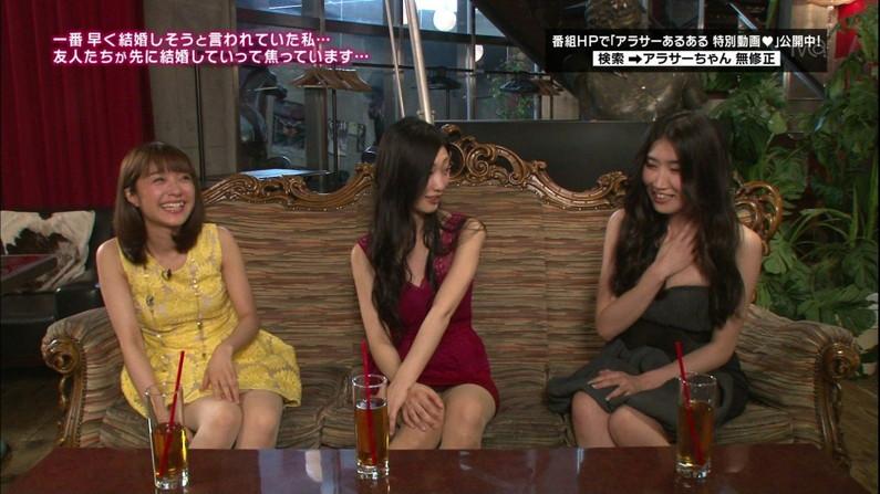 【パンチラキャプ画像】タレント達がお茶の間に見せちゃったパンチラシーンw 13
