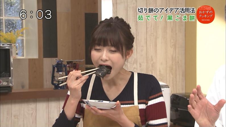 【擬似フェラキャプ画像】タレント達がやらしい顔して食べる食レポがフェラ顔にしか見えんw 07