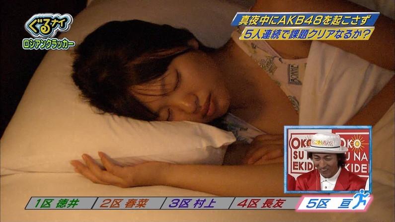 【寝顔キャプ画像】女性タレント達の寝顔大公開!マジで夜這い仕掛けたくなるぞw 10