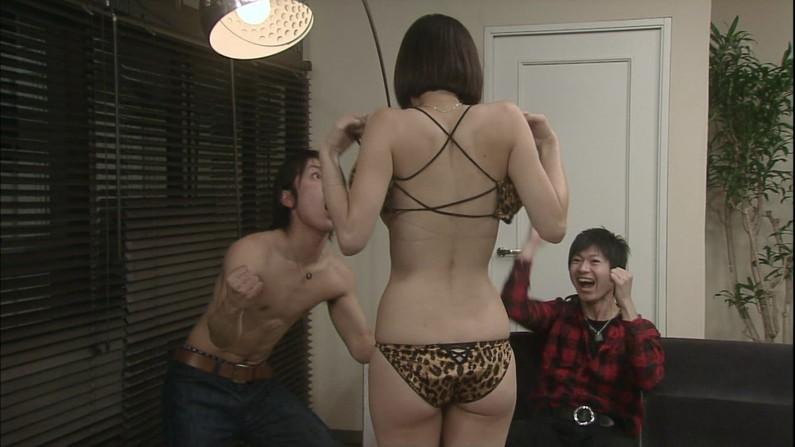 【お尻キャプ画像】テレビに映る美女達のまん丸なお尻が見放題だぞww 11