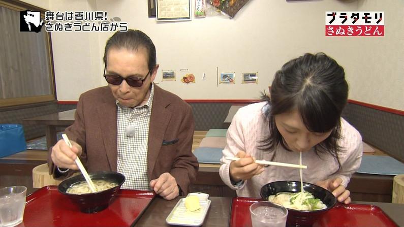 【擬似フェラキャプ画像】食レポの食べ方がどう見てもエロく見えてしまう女子アナ達w 14