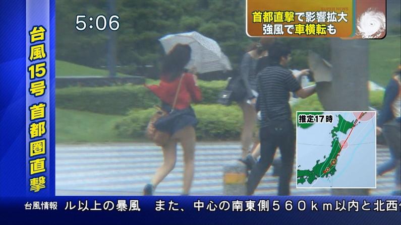 【パンチラキャプ画像】テレビでこんなけスカートの奥まで見えてるんだからこれはパンツだろ?w 10