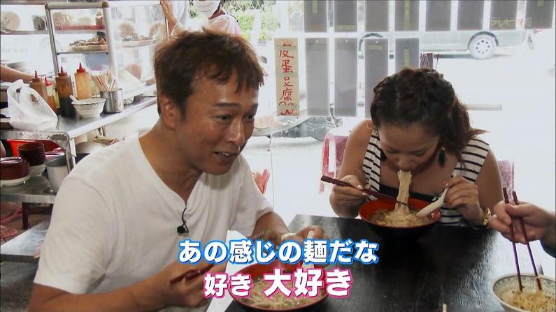 【擬似フェラキャプ画像】食レポしてる時の表情がエロい顔にしか見えないタレント達w 13