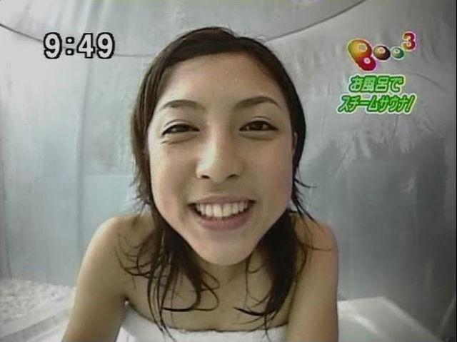 【温泉キャプ画像】テレビでやる温泉番組のタレント達の入浴シーンってやっぱエロいよなw 23