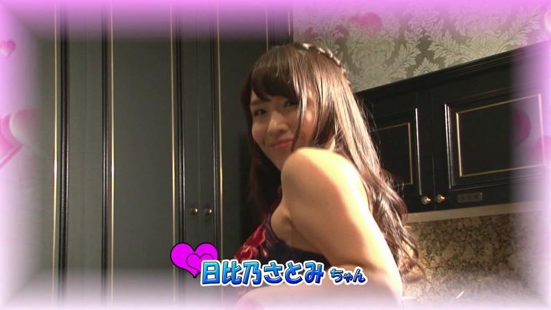 【お宝エロ画像】ケンコバのバコバコTVでまたルイちゃんがおマンコ見せハプニングww 03