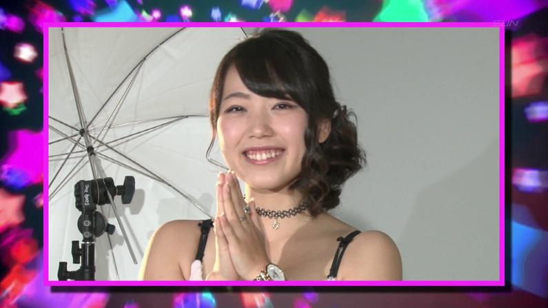 【お宝エロ画像】ケンコバのバコバコTVでまたルイちゃんがおマンコ見せハプニングww 15