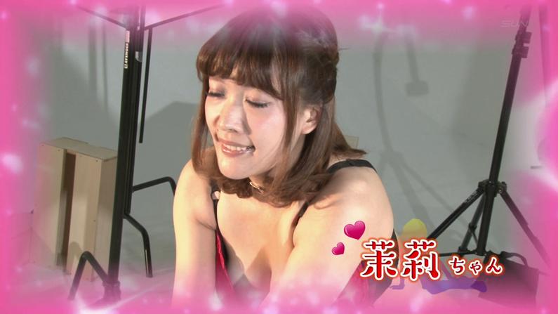 【お宝エロ画像】ケンコバのバコバコTVでまたルイちゃんがおマンコ見せハプニングww 18