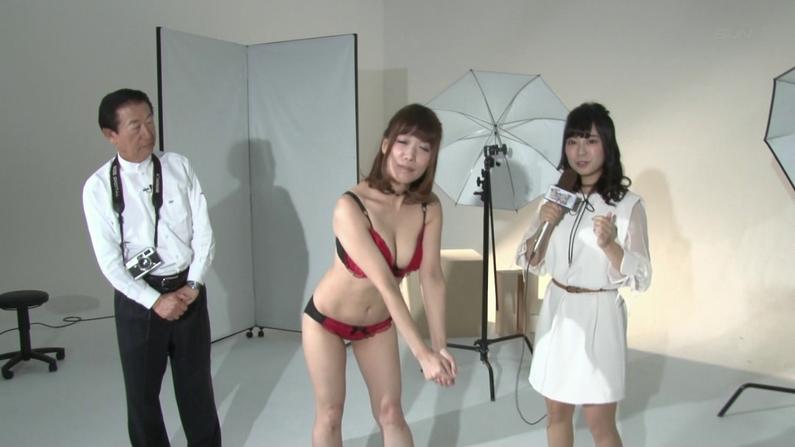 【お宝エロ画像】ケンコバのバコバコTVでまたルイちゃんがおマンコ見せハプニングww 23