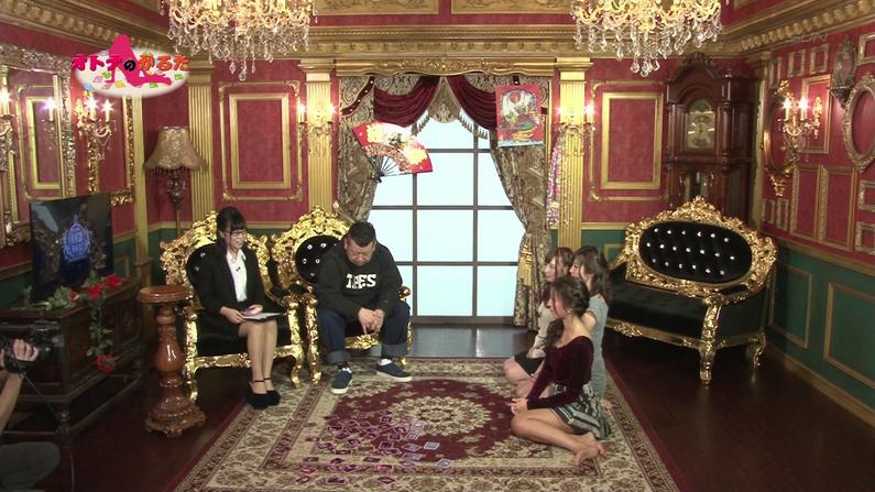 【お宝エロ画像】ケンコバのバコバコTVでまたルイちゃんがおマンコ見せハプニングww 30
