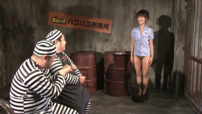 【お宝エロ画像】ケンコバのバコバコTVでまたルイちゃんがおマンコ見せハプニングww 51