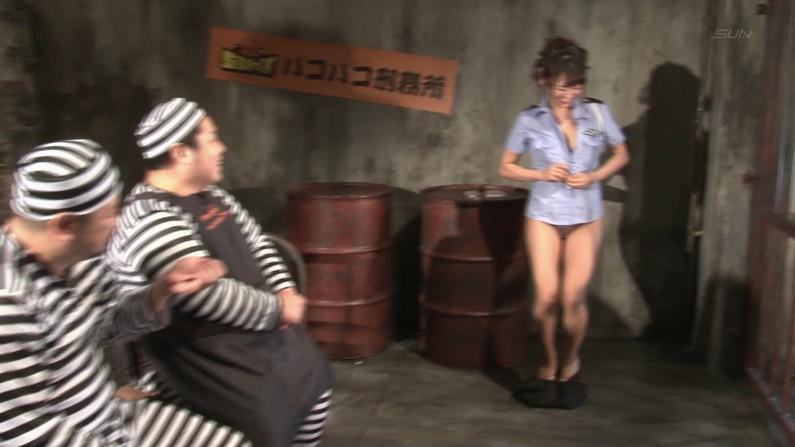 【お宝エロ画像】ケンコバのバコバコTVでまたルイちゃんがおマンコ見せハプニングww 52