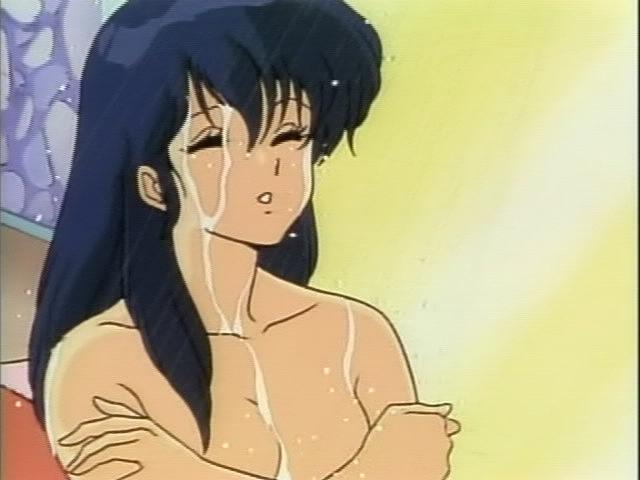【アニメキャプ画像】昔のアニメは普通にオッパイだしてたんだけどなぁww 22