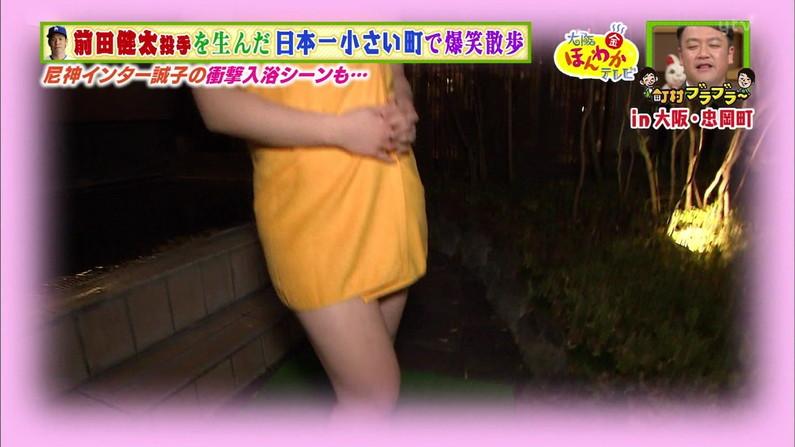 【温泉キャプ画像】建前は温泉レポとか言うが事実上女性タレントの入浴姿を拝めるエロ企画w 05
