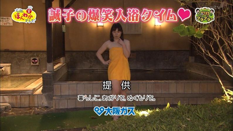 【温泉キャプ画像】建前は温泉レポとか言うが事実上女性タレントの入浴姿を拝めるエロ企画w 06