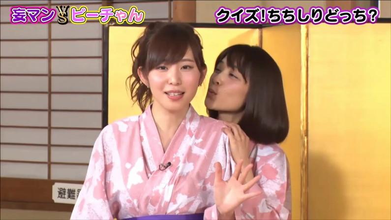 【キスキャプ画像】こんなキス顔見たりキスされたりしたら思わずテレビ越しでもドキドキしちゃうぞww