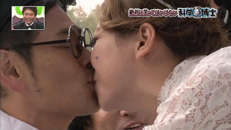 【キスキャプ画像】こんなキス顔見たりキスされたりしたら思わずテレビ越しでもドキドキしちゃうぞww 13