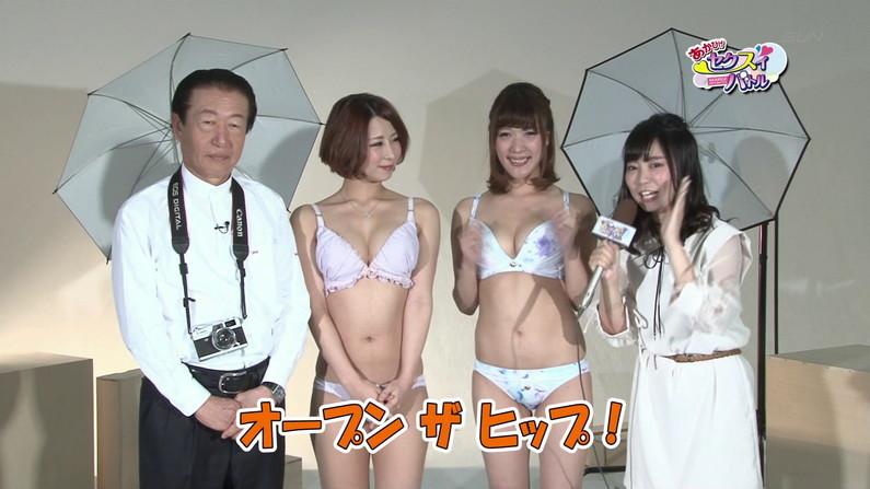 【お宝エロ画像】ケンコバのバコバコTVで水着美女がエロいポーズ取ってるぞww 12