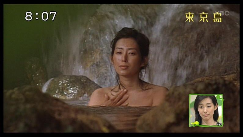 【温泉キャプ画像】仕事でもこんな美女と一緒に温泉入れたら癒されるよなw 03