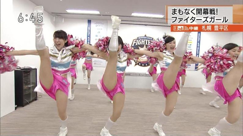 【ハミマン放送事故画像】美女達がカメラの前でお股クパーするもんだから股間がえらいことなってるやないかw 13