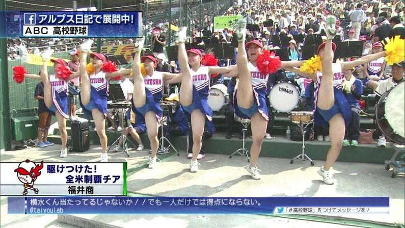 【ハミマン放送事故画像】美女達がカメラの前でお股クパーするもんだから股間がえらいことなってるやないかw 14