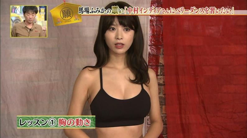 【水着キャプ画像】テレビに映るボインちゃんの水着姿の破壊力は相変わらずやべーなww 09