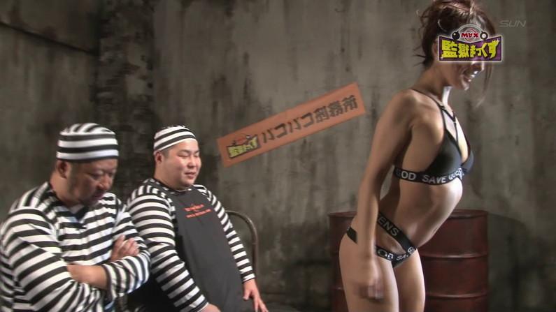 【お宝エロ画像】下着姿の美女が大きなお尻振って誘惑してるぞww 36