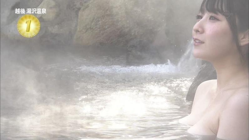 【温泉キャプ画像】温泉レポしてるタレントってなんでこんなにエロく見えるんだろうな?w 18