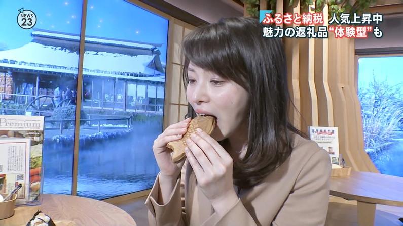 【疑似フェラキャプ画像】食レポなのに卑猥な食べ方してエロスを匂わすタレント達w 09