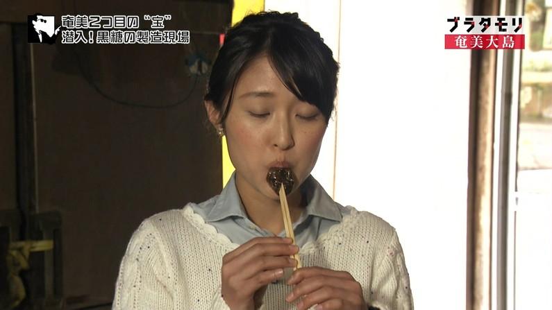 【疑似フェラキャプ画像】食レポなのに卑猥な食べ方してエロスを匂わすタレント達w 22