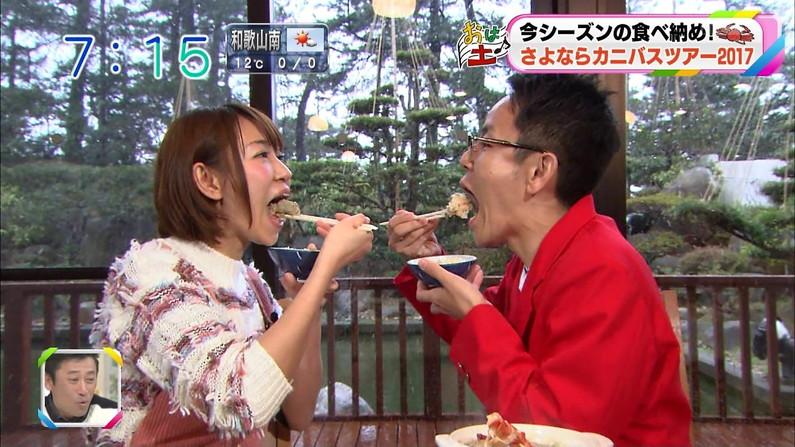 【疑似フェラキャプ画像】食レポしてるだけなのに擬似フェラに見えちゃうタレント達w 13