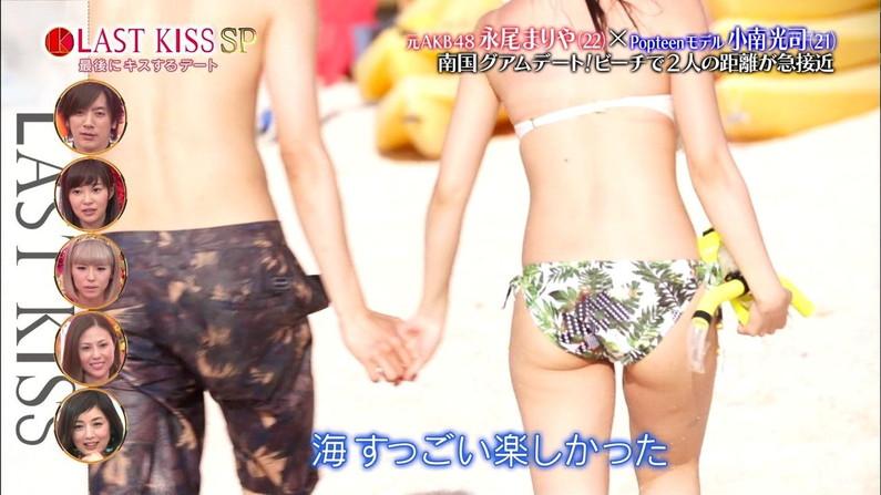 【お尻キャプ画像】テレビでハミ尻しまくりの美女達がエロすぎるw 19