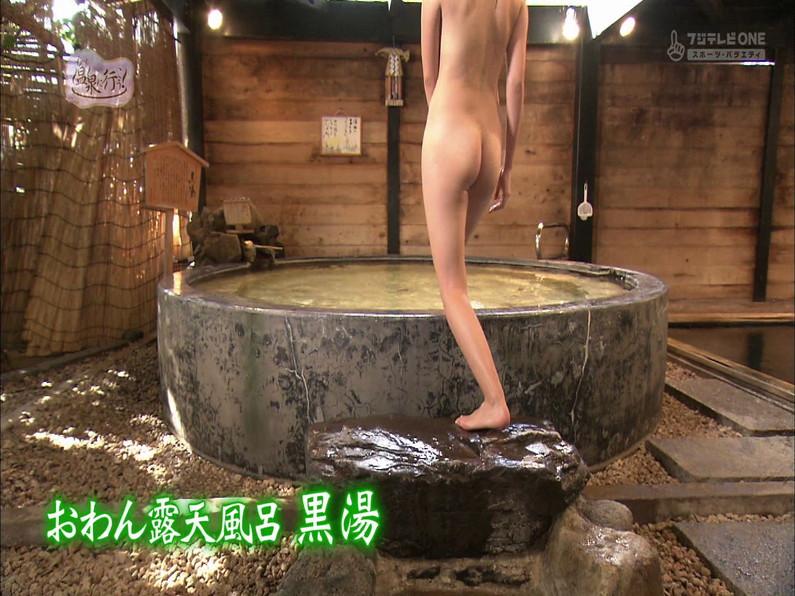 【温泉キャプ画像】もっと温泉に行こうに出てくるボテっとしたお尻がたまらんwww 18