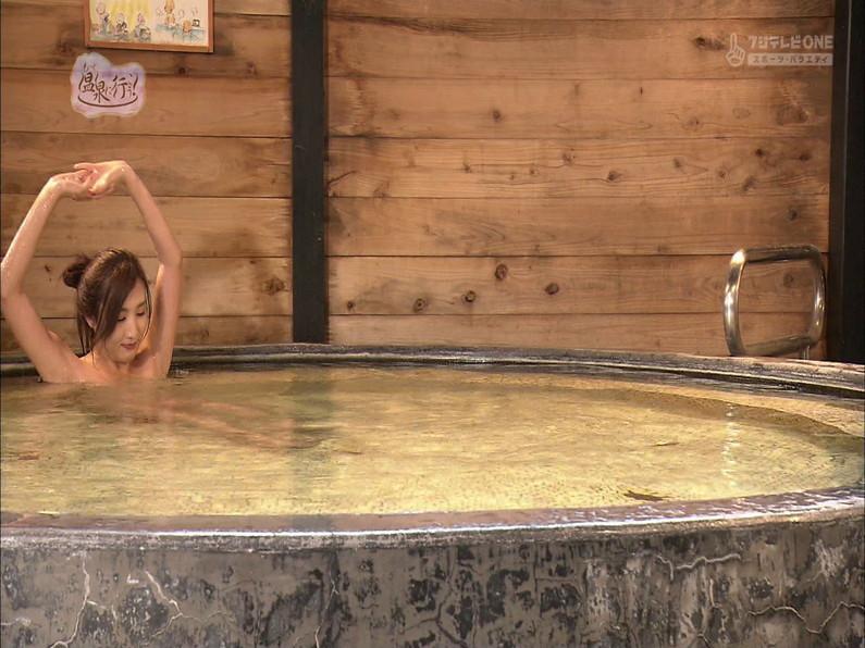 【温泉キャプ画像】もっと温泉に行こうに出てくるボテっとしたお尻がたまらんwww 20