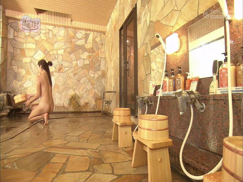 【温泉キャプ画像】もっと温泉に行こうに出てくるボテっとしたお尻がたまらんwww 42