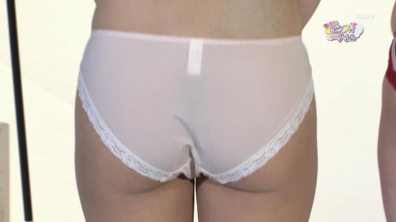 【お宝エロ画像】脱衣チャレンジとか言う企画で美女達の脱衣シーンが見れちゃったw 24